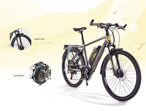 GIANT E+ Cycling - những chiếc xe đạp của tương lai - 2