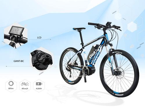 GIANT E+ Cycling - những chiếc xe đạp của tương lai - 3