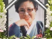 Nữ diễn viên của loạt phim hot xứ Hàn qua đời vì ung thư