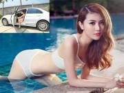 Thời trang - Vào showbiz chưa lâu, Ngọc Duyên đã mua được xe tiền tỉ