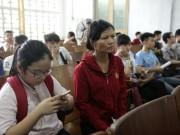 Giáo dục - du học - Bộ GD-ĐT chốt lịch công bố điểm sàn vào đại học