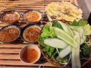 """Ẩm thực - Những món ăn xứ Quảng """"nhìn phát thèm"""" ở Sài Gòn"""