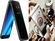 Top smartphone mới ra mắt tại Việt Nam đầu 2017