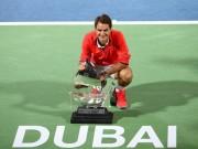 Tennis 24/7: Federer tranh cúp với Murray ở Dubai