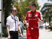 """Thể thao - F1, sếp cũ Ferrari tới Mercedes: """"Mũi tên bạc"""" thêm cánh"""