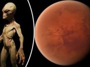 Con người trên Trái đất có nguồn gốc từ sao Hỏa?