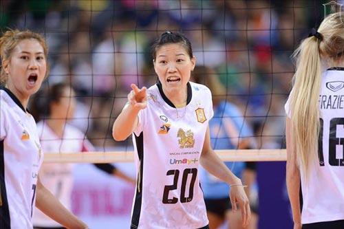 Tin thể thao 21/2: Ngọc Hoa khó vô địch giải Thái Lan