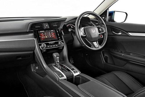 Honda Civic hatchback 2017 sắp ra mắt Đông Nam Á - 3