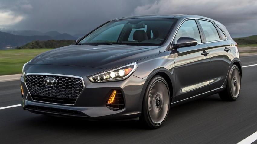 Hyundai ra mắt Elantra GT 2018 - 1