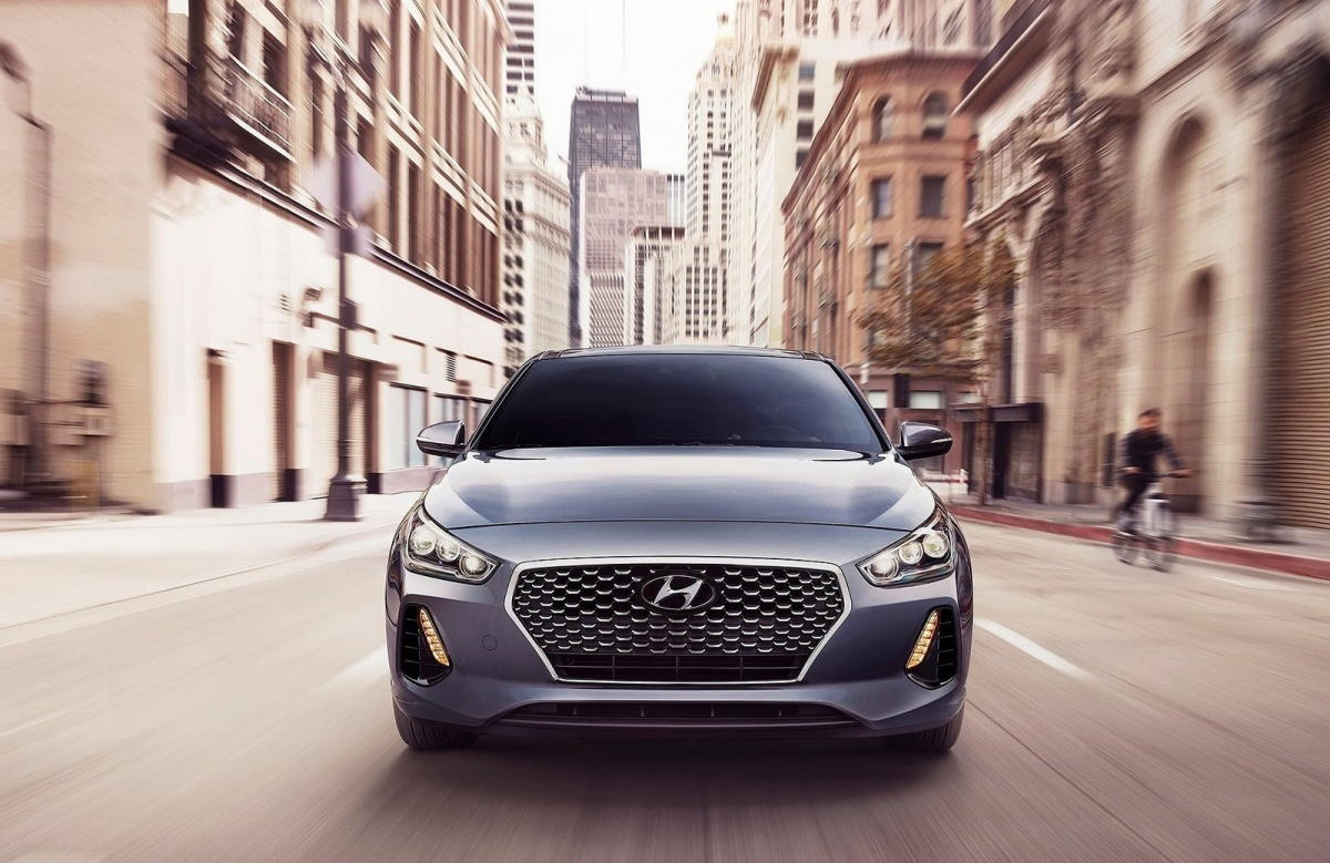Hyundai ra mắt Elantra GT 2018 - 7