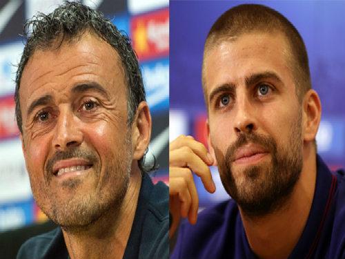 Tin HOT bóng đá sáng 22/2: Pique ủng hộ Enrique tới cùng - 1
