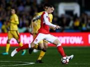 Sutton - Arsenal: Kiên cường chàng David