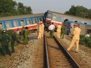 Tin tức trong ngày - Vụ lật tàu hỏa ở Huế: Phó tàu tử nạn chưa kịp về giỗ cha