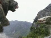 """Đầm Vân Long hoang sơ trong bom tấn  """" Kong: Skull Island """""""