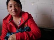 Bị giật túi, nhân viên cấp nước té chấn thương nặng