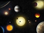 NASA tổ chức họp báo công bố phát hiện ngoài hệ Mặt trời