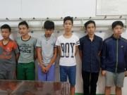 Bắt nhóm côn đồ truy sát nam thanh niên đến chết ở SG