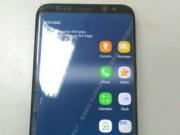 Thời trang Hi-tech - Trên tay Samsung Galaxy S8 màn hình bật sáng