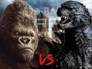Phim - King Kong và Godzilla: Ai mới là Chúa tể quái vật?