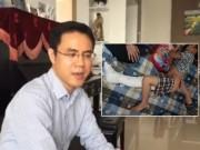 Tin tức trong ngày - Hành trình tìm sự thật của người cha có con bị gãy chân ở trường