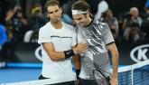 """Federer bất ngờ muốn """"song kiếm hợp bích"""" với Nadal"""