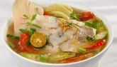Thanh mát, lạ miệng trái tắc nấu canh chua cá