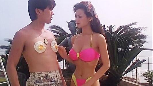 """Những người đẹp """"đốt mắt"""" nhất phim Châu Tinh Trì"""