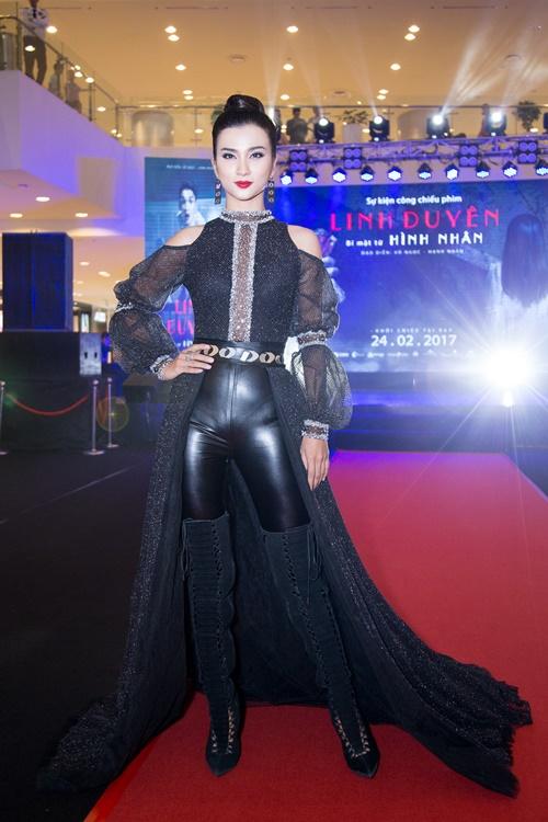 Vợ chồng Trương Quỳnh Anh tình tứ, dập tan tin đồn rạn nứt - 6