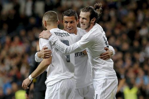 Valencia - Real Madrid: Có Bale, lao tới ngôi vương - 1