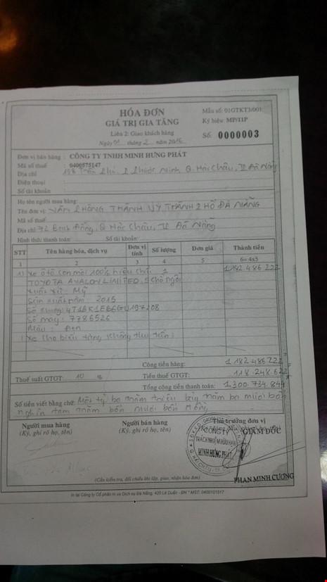 Bí thư Đà Nẵng bác bỏ thông tin đi xe biển số giả - 3