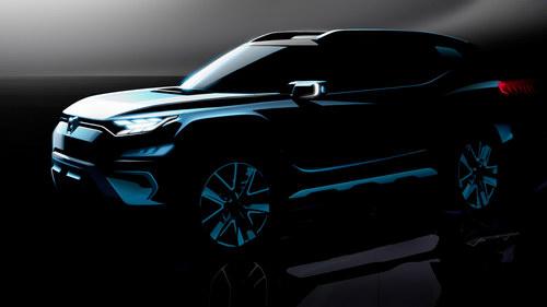 Lộ diện xe 7 chỗ bắt mắt XAVL từ Hàn Quốc