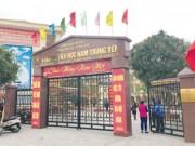 Giáo dục - du học - Vụ Nam Trung Yên: Giáo viên rớt nước mắt vì tai tiếng nhà trường