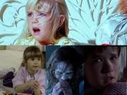 Sao Hollywood và các nước khác - Số phận hẩm hiu của các sao nhí đóng phim kinh dị