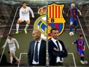 """Barca - Real, 7 điểm then chốt: Từ dự bị tới  """" tam tấu """""""