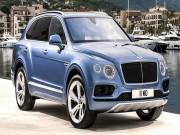 Bentley tiếp tục đà tăng trưởng trong năm 2016