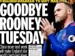 Chuyển nhượng MU: Ấn định thời điểm Rooney tới Trung Quốc