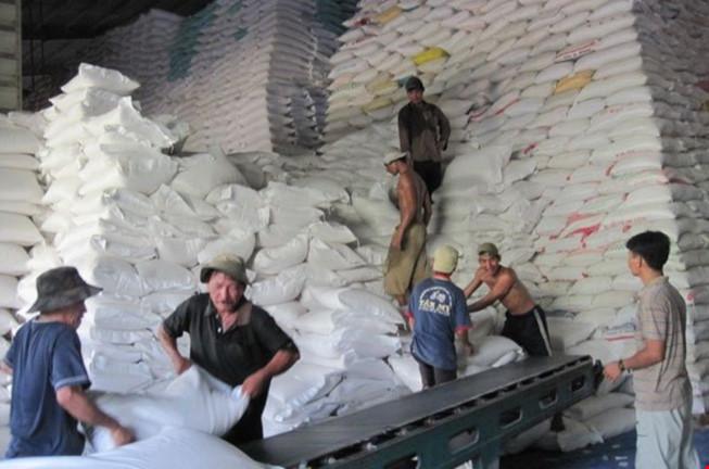 Hạt gạo Việt đang bị giấy phép 'trói chân trói tay' - 1