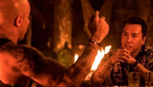 Siêu phẩm võ thuật: Chân Tử Đan so tài Vin Diesel