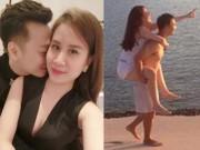 Sao Việt - Chỉ vợ 2 sexy mới biến MC Thành Trung thành người đàn ông thế này!