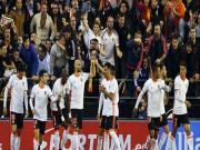 """Chi tiết Valencia - Real Madrid:  """" Bầy dơi """"  tạo địa chấn (KT)"""