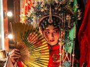 Khánh My hát kinh kịch trong phim điện ảnh Hoa ngữ