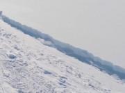 """Thế giới - Vết nứt khổng lồ có thể """"xé đôi"""" Bán đảo Nam Cực"""