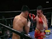 """Thể thao - Boxing: Võ sĩ gốc Việt đo ván """"Đông phương bất bại"""" Mỹ"""