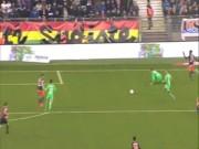 Bàn thắng đẹp V26 Ligue 1: Siêu phẩm hạ gục đội anh Pogba