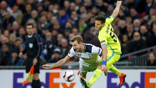 Tottenham – Gent: Cay đắng rời cuộc chơi