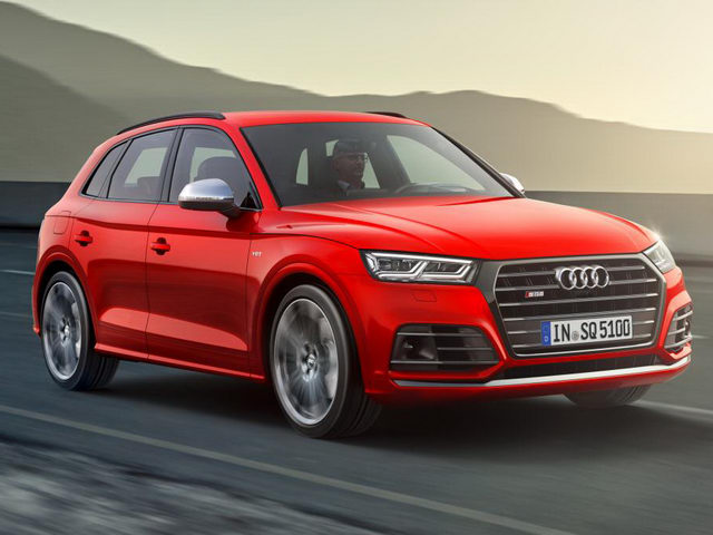 """Audi chốt giá 1,5 tỷ đồng cho """"siêu SUV"""" SQ5 2017"""