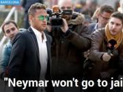 """Barca: Sắp hầu tòa, Neymar được  """" bảo kê """"  trắng án"""