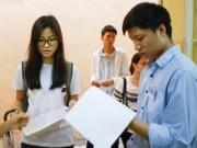 Giáo dục - du học - Tuyển sinh ĐH 2017: Kết quả thi sẽ trung thực hơn?