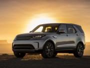 Land Rover Discovery 2017 có giá từ 1,2 tỷ đồng