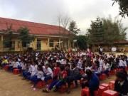 Quảng Trị báo cáo Bộ GD & amp;ĐT việc hàng trăm học sinh bỏ học sau Tết